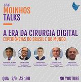 A Era da Cirurgia Digital - Experiências do Brasil e do Mundo