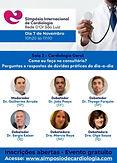 Simpósio Internacional de Cardiologia - Sala 2 - Cardiologia Geral