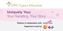 UNIQUELY YOU: YOUR GENETICS, YOUR STORY