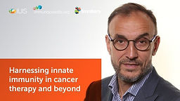 Harnessing innate immunity in cancer therapy and beyond
