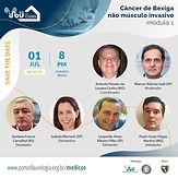 SBU em Casa: Câncer de bexiga – não músculo invasivo