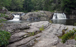 Linville Falls View