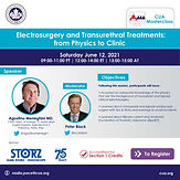 CUA Masterclass: Electrosurgery and Transurethral Treatments: from Physics to Clinic