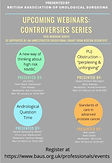 Controversies Series: A new way of thinking about high risk NMIBC