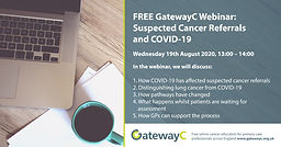 Suspected Cancer Referrals and COVID-19