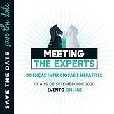 Meeting the Experts - Doenças Infecciosas e Hepatites - Sala 02