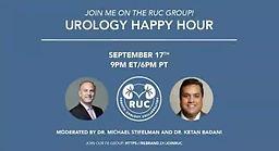 Urology Happy Hour