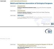 #BAUS21 Annual Meeting - Stream 5