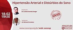 HIPERTENSÃO ARTERIAL E DISTÚRBIOS DO SONO