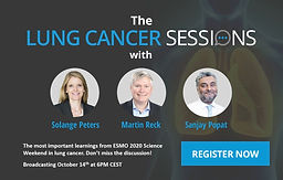 The first Lung Cancer Sessions