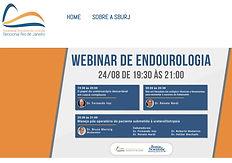 Webinar de Endourologia