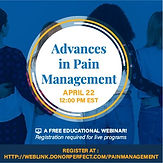 Advances in Pain Management in Breast Cancer and the Spine