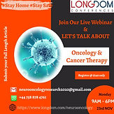 Oncology and Cancer Therapy