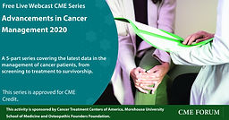 Molecular Tumor Board Series 2020: Part I