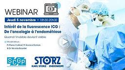 Intérêt de la fluorescence ICG: De l'oncologie à l'endométriose
