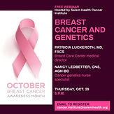 Breast Cancer and Genetics