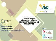 Tumor Board Câncer de Próstata Localmente Avançado e Metastático
