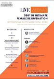 360º of Intimate Female Rejuvenation
