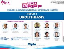 URO GRIPP: Module 3 Urolithiasis