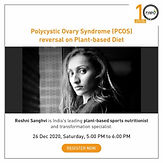 Polycystic Ovary Syndrome (PCOS) reversal on Plant-based Diet