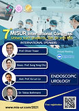 7th MISUR International Congress: Urinary tract problems: Get rid with MIS