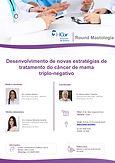 Desenvolvimento de novas estratégias de tratamento do câncer de mama triplo-negativo