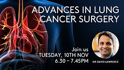 Advances in lung cancer surgery