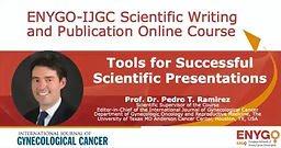 ENYGO-IJGC Scientific Writing and Publication Online Course