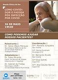LONG-COVID: Dor e Fadiga Pós Infecção por COVID