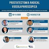 Prostatectomia Radical Videolaparoscopica