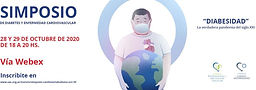 """Día 1 - Simposio de diabetes y enfermedad cardiovascular: """"Diabesidad"""" La verdadera pandemia del siglo XXI"""