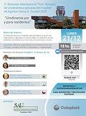 """3º Simposio Internacional """"Prof. Romano"""" de Urodinámica aplicada del Hospital de Agudos Carlos G. Durand 2020 - Urodinamia por y para residentes"""