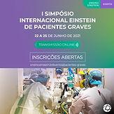 I Simpósio Internacional Einstein de Pacientes Graves