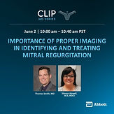 Importance of Proper Imaging in Identifying and Treating Mitral Regurgitation
