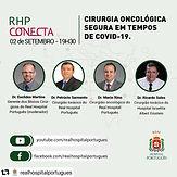 Cirurgia Oncológica Segura em Tempos de COVID-19