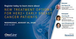 New Treatment Option for HER2+ Early Breast Cancer
