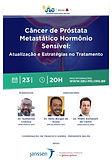 Câncer de Próstata Metastático Hormônio Sensível: Atualização e Estratégias no Tratamento