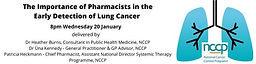 The Importance of Pharmacists in the Early Detection of Lung Cancer