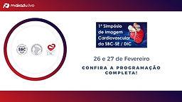 1º Simpósio de Imagem Cardiovascular da SBC-SE / DIC