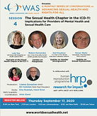 The Sexual Health Chapter in the ICD-11: Implications for Providers of Mental Health and Sexual Health Care