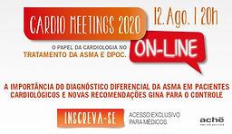 Cardio Meetings 2020 - O Papel da Cardiologia no Tratamento da Asma e DPOC