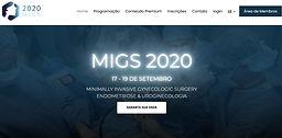 MIGS 2020 - MINIMALLY INVASIVE GYNECOLOGIC SURGERY ENDOMETRIOSIS & UROGINECOLOGY