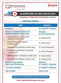 Algorithms in Uro-Oncology