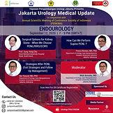 Jakarta Urology Medical Update - Endourology
