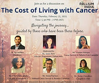 The Cost of Living with Cancer