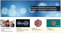 The Human Microbiome and its Links to Communicable and Non-Communicable Diseases