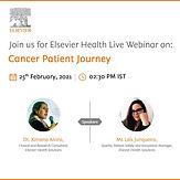 Elsevier Health Live Webinar: Cancer Patient Journey