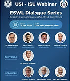 ESWL Dialogue Series, Session 1: Driving Successful ESWL Outcomes
