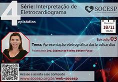 Série: Interpretação de Eletrocardiograma - Episódio 3 - Apresentação eletrográfica das bradicardias