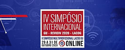 IV Simpósio Internacional GU - REVIEW 2020 - LACOG / II Simpósio Multiprofissional LACOG GU: Congresso